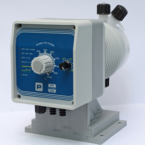 EMEC A Series Solenoid Driven Dosing Pump by SReich