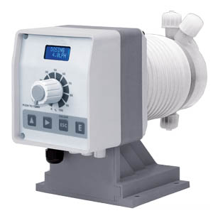 EMEC Metering Pump distributed by S Reich Co.,Ltd.