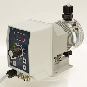 High viscosity Solenoid Driven Dosing Pump by SReich