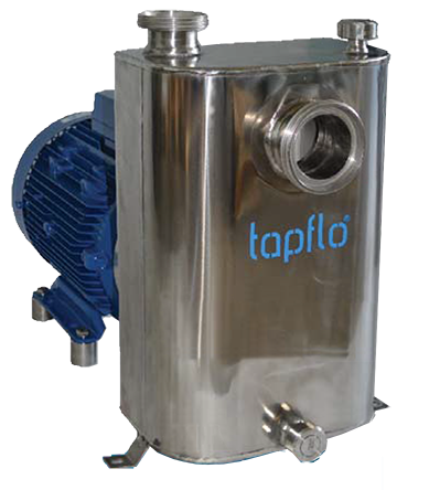 Tapflo Centrifugal self-priming pumps (CTS)