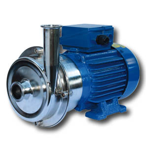 Tapflo Hygienic Centrifugal Pumps by SReich