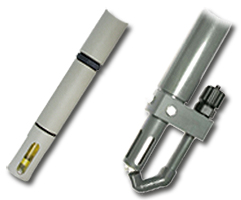 EMEC immersion probe holders by SReich